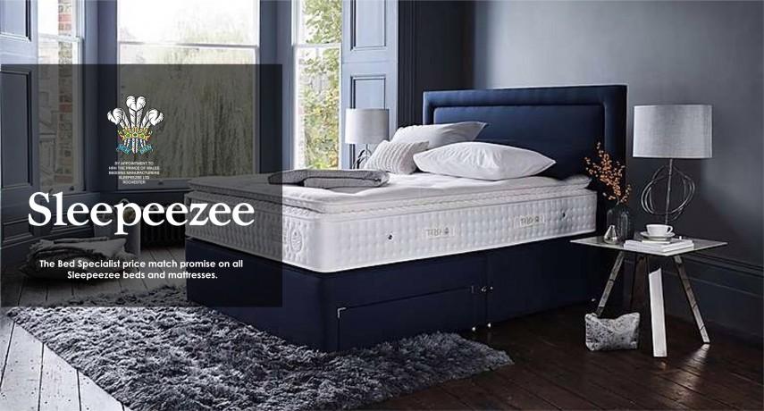 Sleepeezee The Bed Specialist