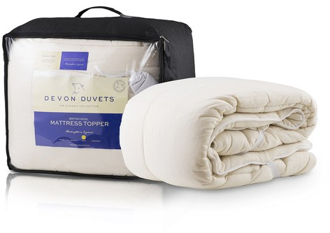 Devon Duvets Mattress Topper Toppers The Bed Specialist