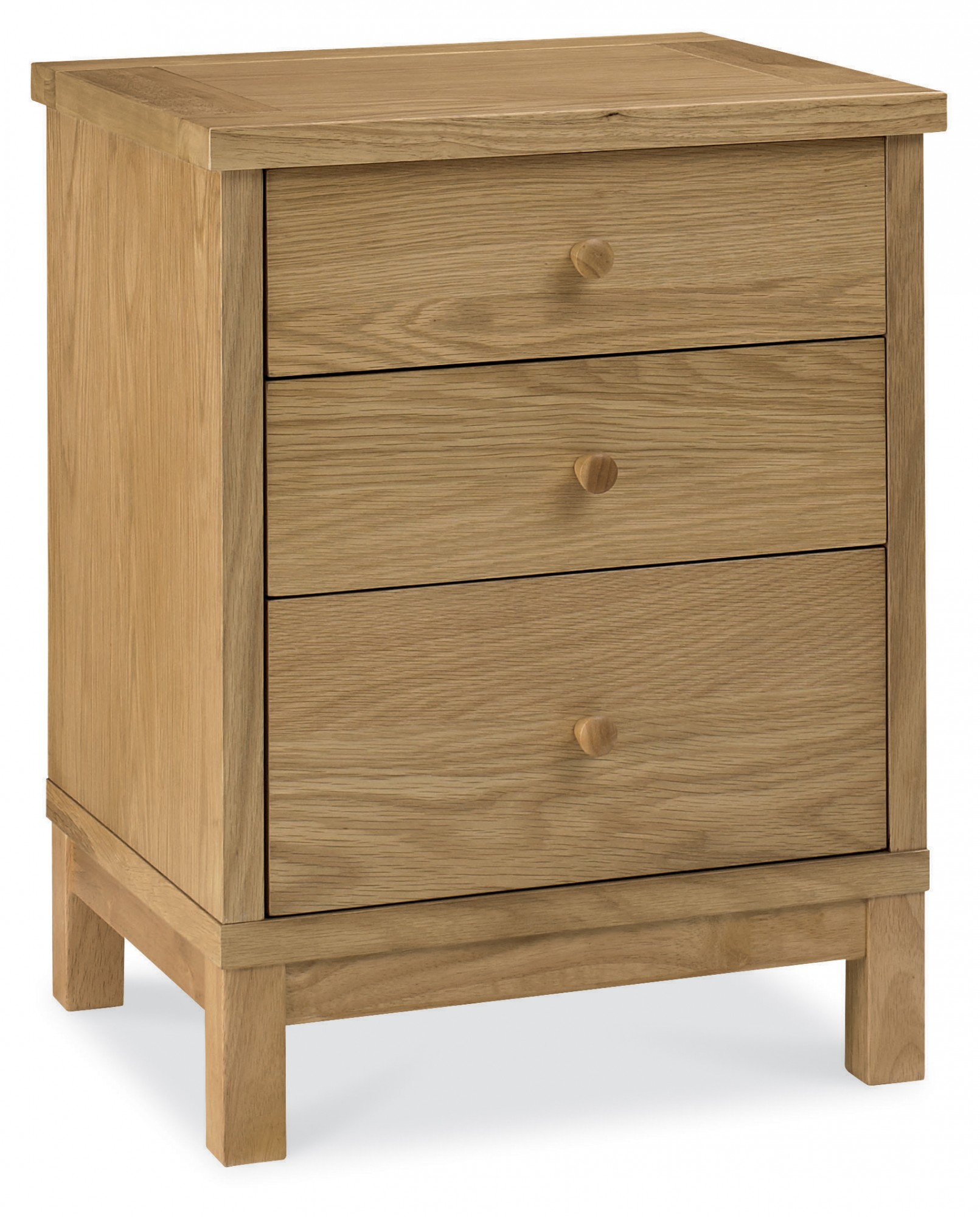 bentley designs atlanta 3 drawer bedside table bedroom furniture