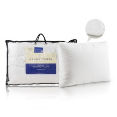 Devon Duvets 2 Fold Wool Pillow