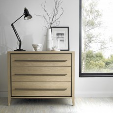 Rimini 3 Drawer Chest