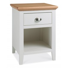 Hampstead 1 Drawer Bedside Table