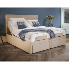 Sherborne Dorchester Adjustable Bed with Recliner Elite mattress