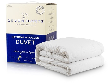 Devon Duvets Wool Summer Weight Duvet