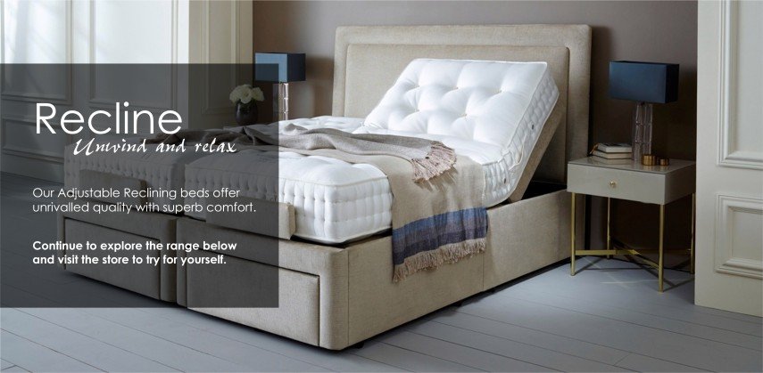 Vispring Adjustable Beds