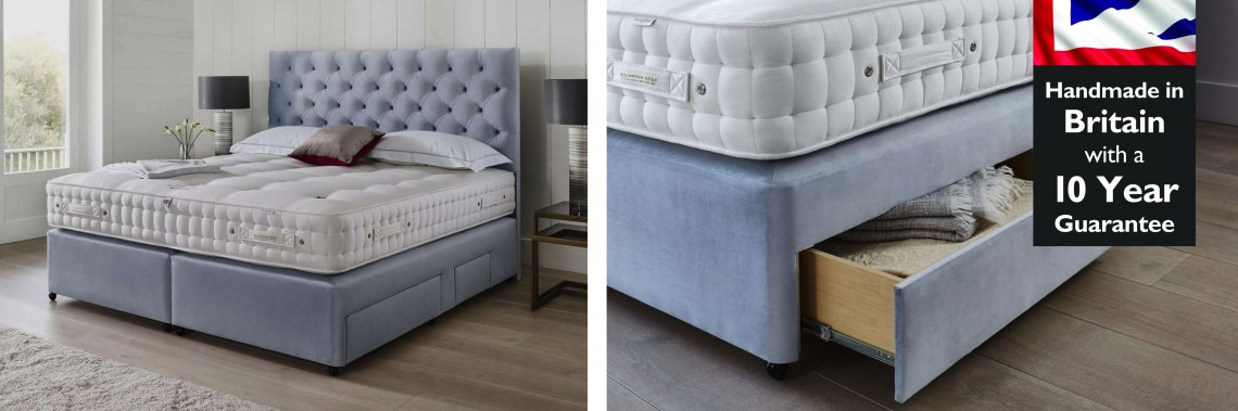 Millbrook Beds Haylcon 2000 Divan