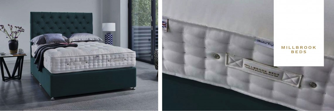 Millbrook Beds Imperial 6000 Mattress