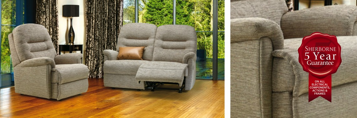 Sherborne Keswick Manual Reclining Chair