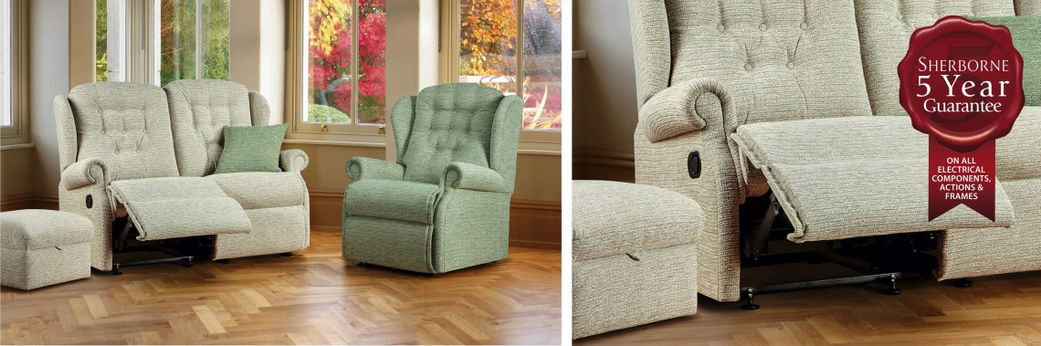 Sherborne Lynton Fixed Chair