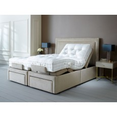 Vispring De Luxe Adjustable Mattress