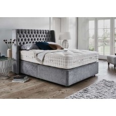 Hypnos Luxury No Turn Superb Divan