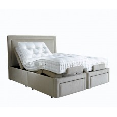 Devonshire Adjustable Bed with Recliner Elite mattress