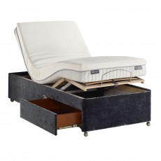 Dunlopillo Adjustable Bed with Millennium Mattress