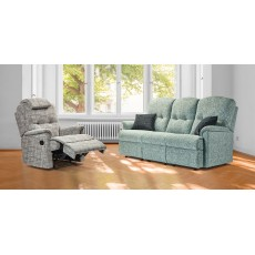 Sherborne Ashford 3 Seater Fixed Sofa