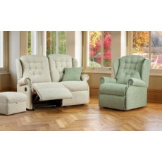 Sherborne Lynton 2 Seater Manual Reclining Sofa