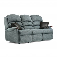 Sherborne Milburn 3 Seater Fixed Sofa