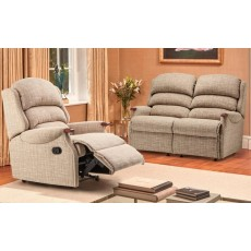 Sherborne Milburn 2 Seater Powered Reclining Sofa