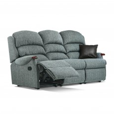 Sherborne Milburn 3 Seater Manual Reclining Sofa