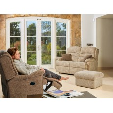 Sherborne Olivia 3 Seater Manual Reclining Sofa
