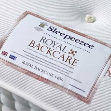 Sleepeezee Royal Backcare 1400 Mattress
