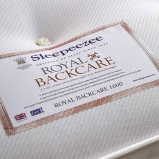Sleepeezee Royal Backcare 1600 Mattress