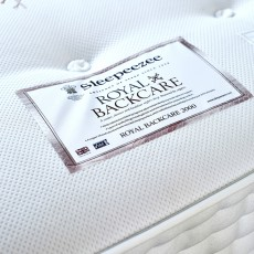 Sleepeezee Royal Backcare 2000 Mattress