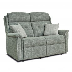 Sherborne Roma 2 Seater Fixed Sofa