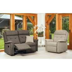 Sherborne Roma 2 Seater Manual Reclining Sofa