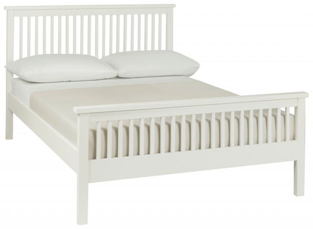 Oslo White - High foot end
