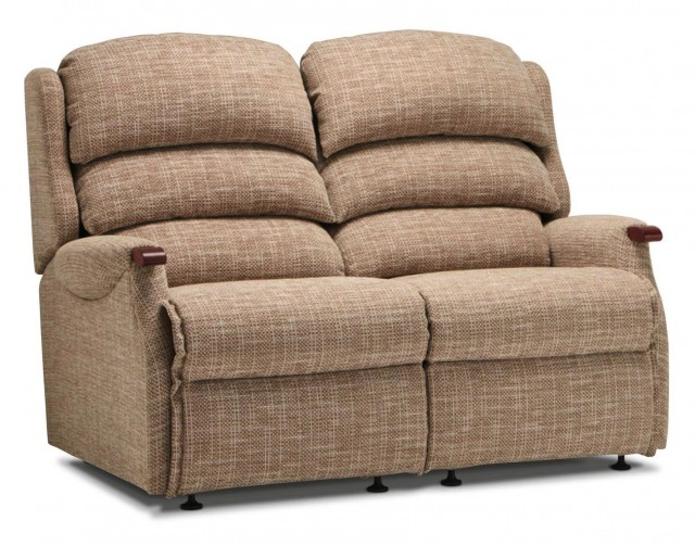 Sherborne Milburn 2 Seater Fixed Sofa