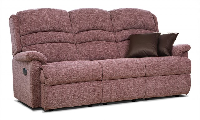Sherborne Olivia 3 Seater Powered Reclining Sofa