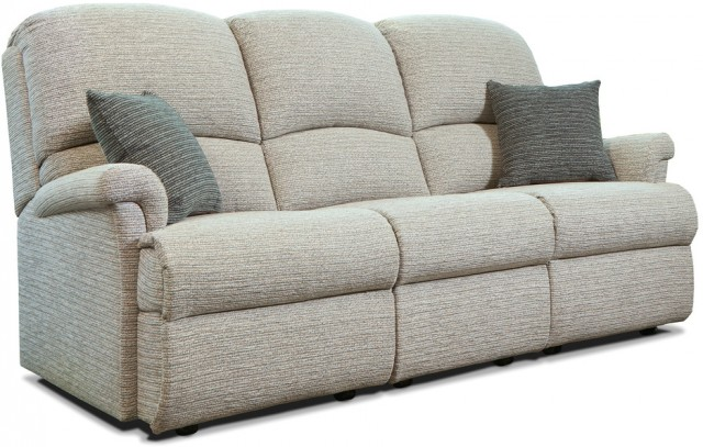 Sherborne Nevada 3 Seater Fixed Sofa