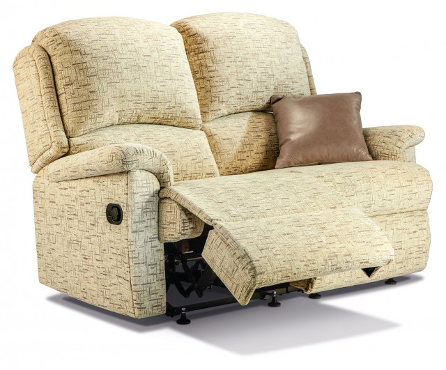 Sherborne Virginia 2 Seater Manual Reclining Sofa